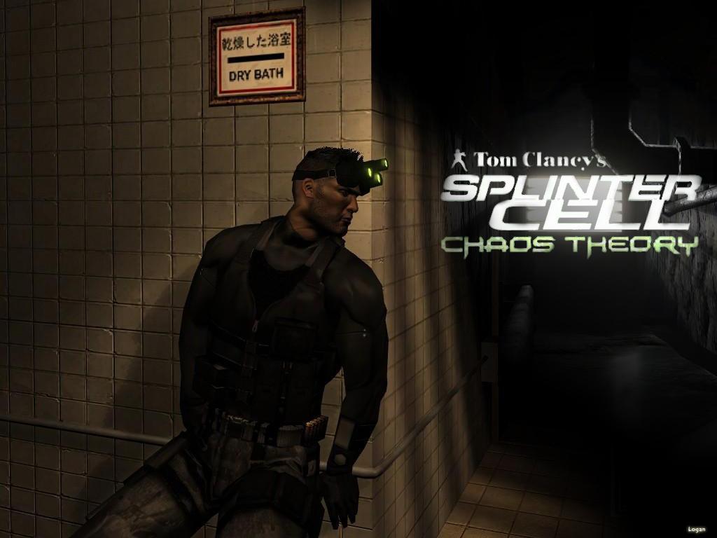 Splinter Cell Chaos Theory - Mission 6 Hokkaido - Intro - YouTube