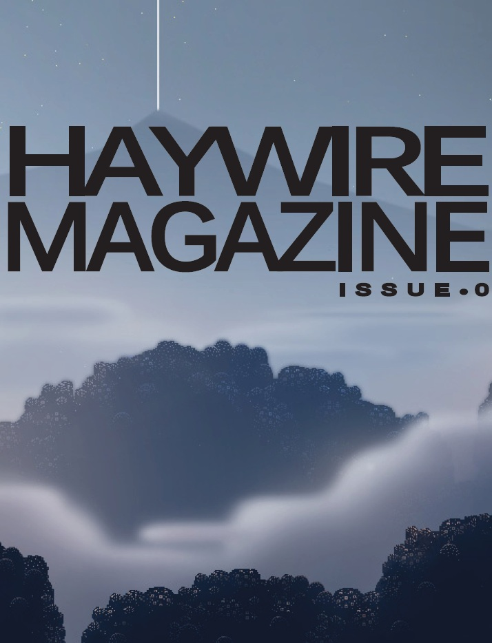 haywiremagazineissue0coverpage1