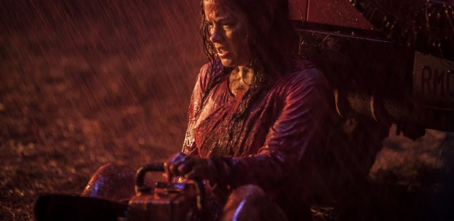 The Other Screen: Deadites, Women and Chainsaws