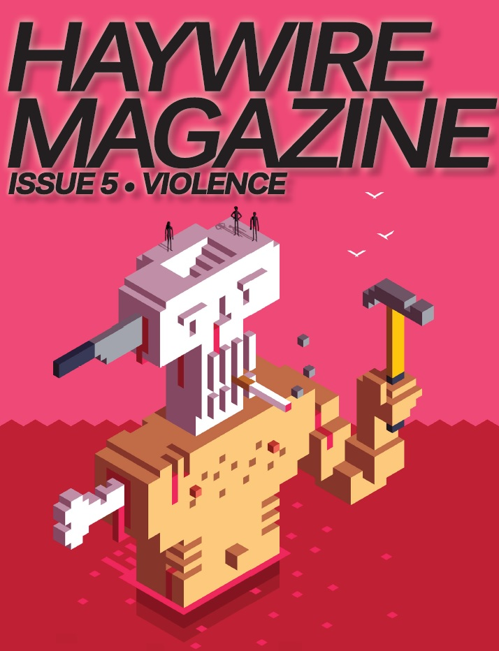 Issue5ViolenceCover