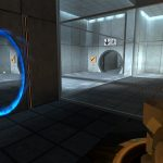 Portal An Early Test Chamber