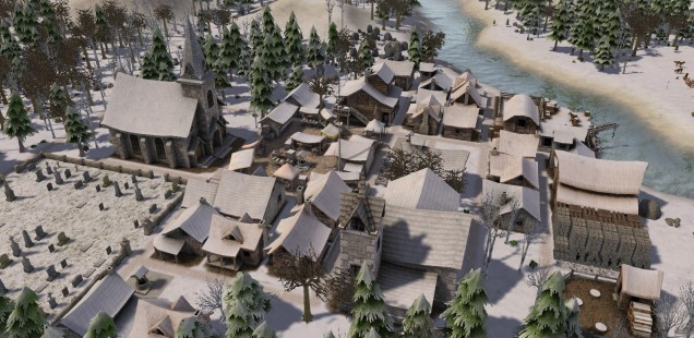 Off The Grid: Banished