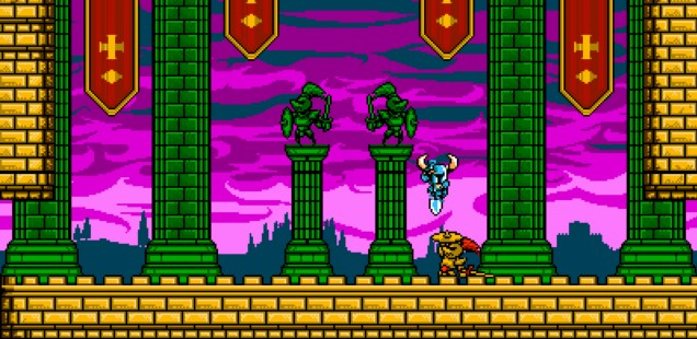 Off The Grid: Shovel Knight