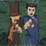 Off The Grid: Professor Layton vs. Phoenix Wright