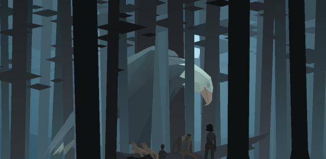 Opened World: Kentucky Route Zero Act II