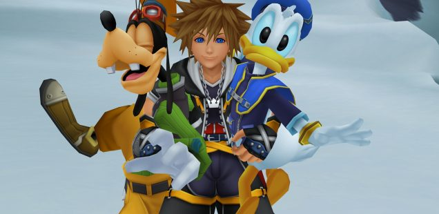 Due Diligence: Kingdom Hearts II. What even is Kingdom Hearts?